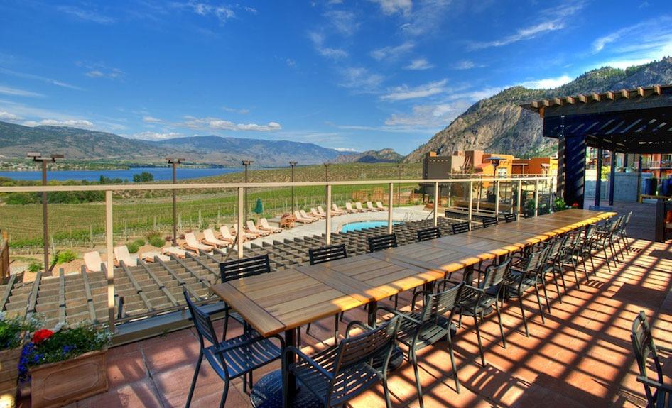 Spirit Ridge Vineyard Resort And Spa Osoyoos British