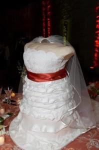 hilarious wedding cakes