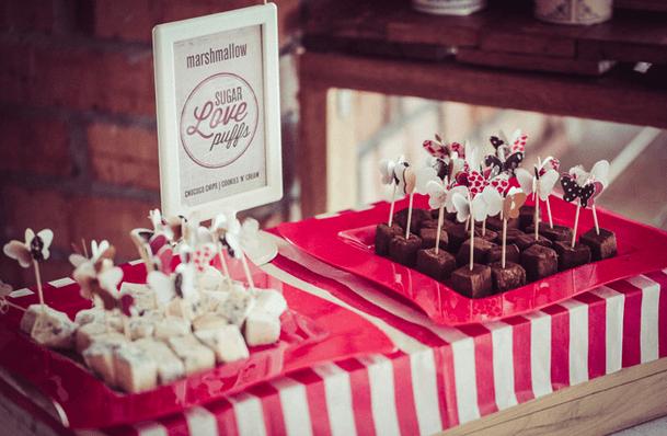 Ikea Wedding Dessert Bar Sign - TOLSBY Frame (MYR2.50)