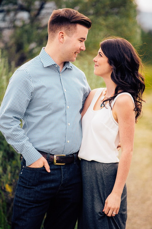Knox Mountain Engagement Photos - Tailored Fit Photography Kelowna-0002