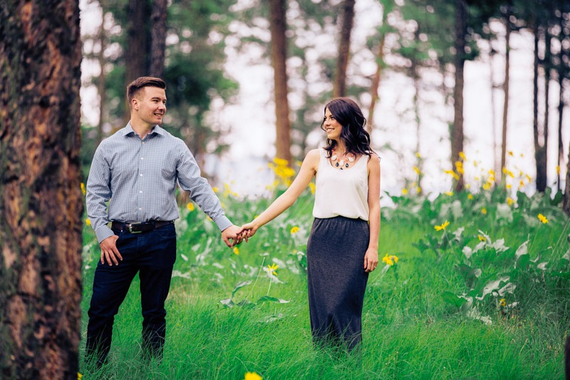 Knox Mountain Engagement Photos - Tailored Fit Photography Kelowna-0037