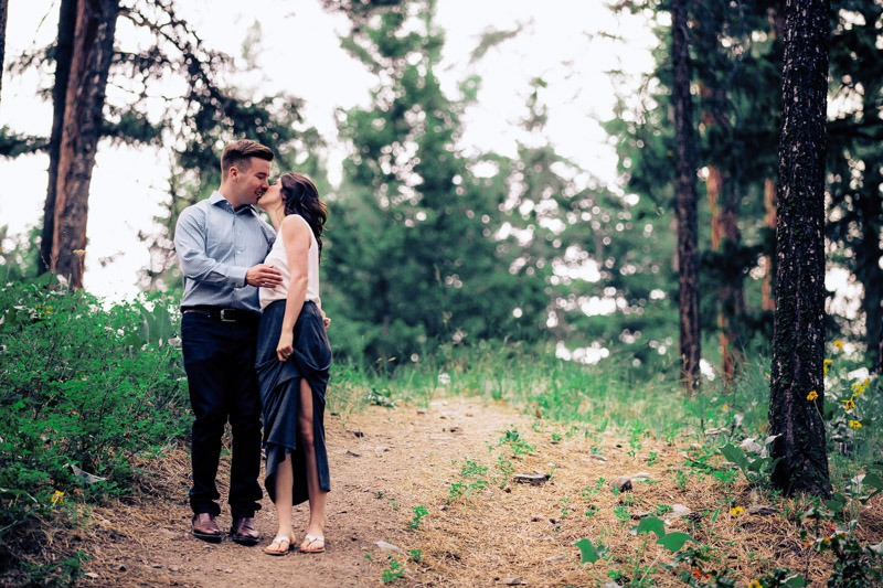 Knox Mountain Engagement Photos - Tailored Fit Photography Kelowna-0070
