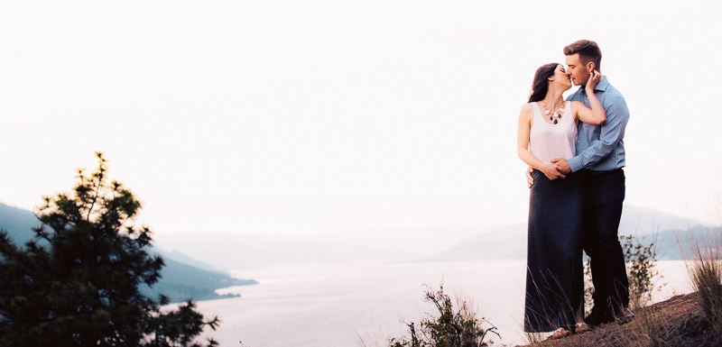 Knox Mountain Engagement Photos - Tailored Fit Photography Kelowna-0089
