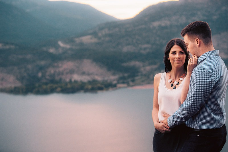 Knox Mountain Engagement Photos - Tailored Fit Photography Kelowna-0093