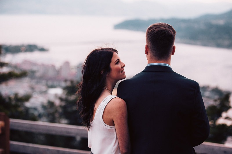 Knox Mountain Engagement Photos - Tailored Fit Photography Kelowna-0097