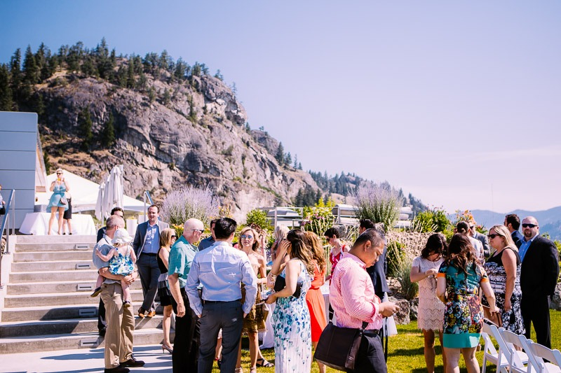 Painted Rock Winery Wedding Ceremony