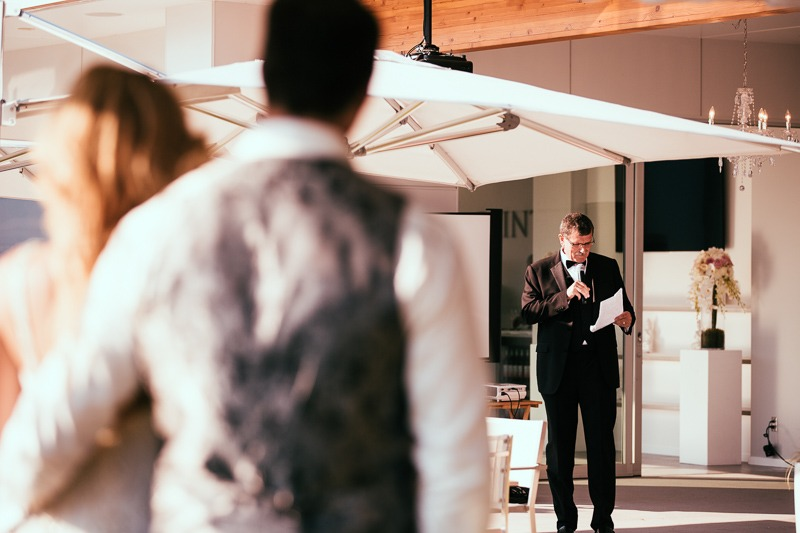 Penticton Wedding Reception at Painted Rock Winery and Vineyard