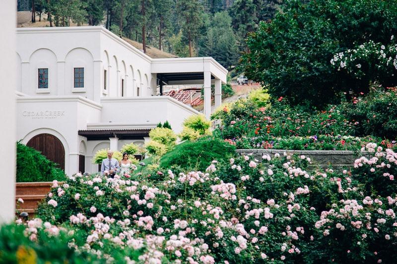 CedarCreek Estate Winery Wedding
