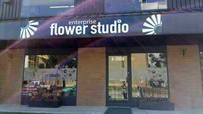 Enterprise Flower Studio