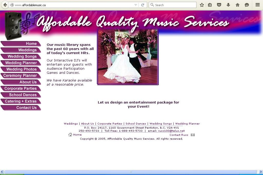 Affordable Quality Music Services