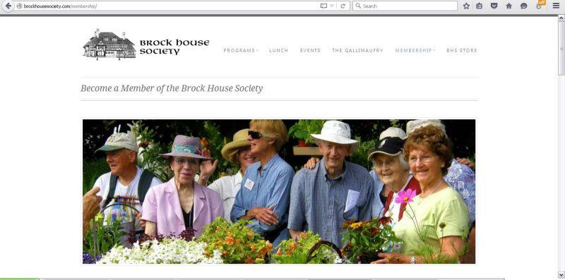 Brock House Society