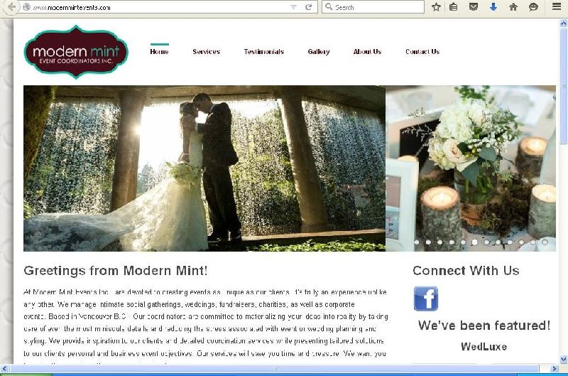 Modern Mint Events Inc.