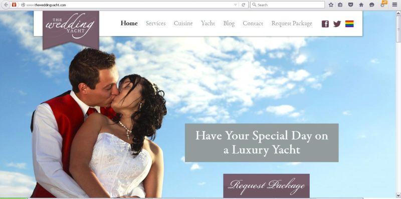 The Wedding Yacht