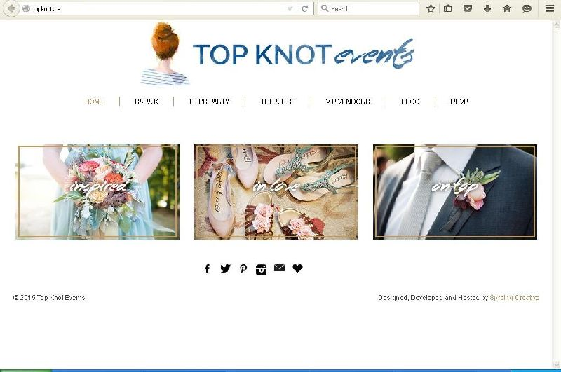 Top Knot Events