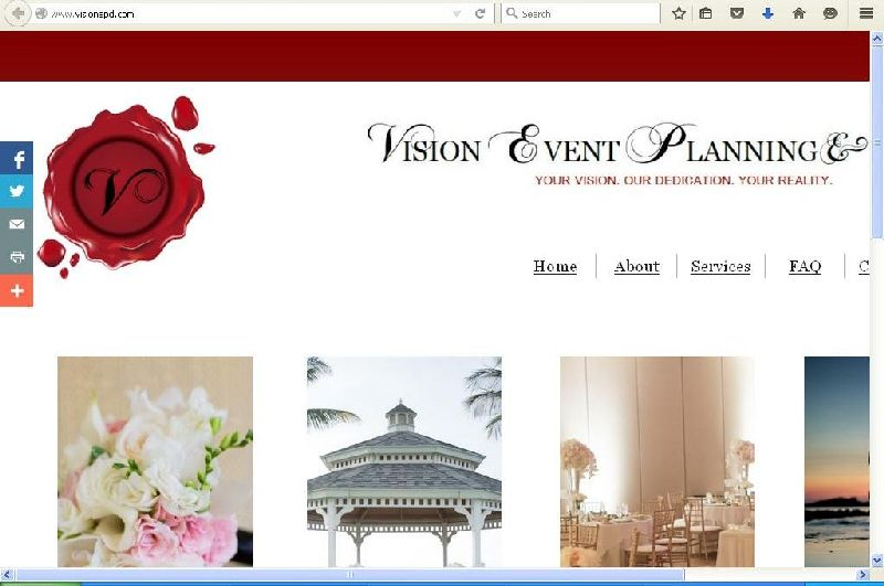 Vision Event Planning and Design