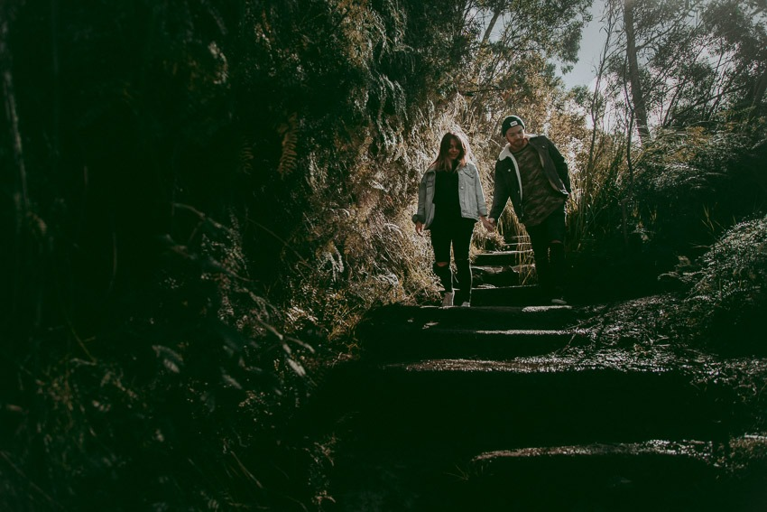 Blue Mountains Engagement Photos - Tailored Fit Photography-0001