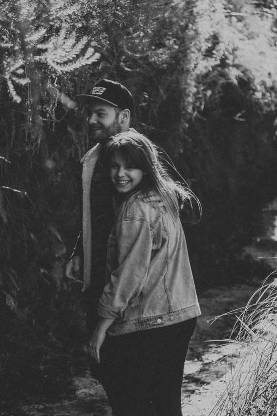 Blue Mountains Engagement Photos - Tailored Fit Photography-0006