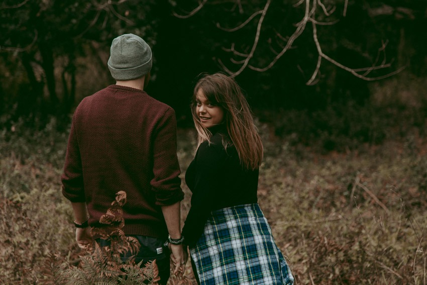 Blue Mountains Engagement Photos - Tailored Fit Photography-0032
