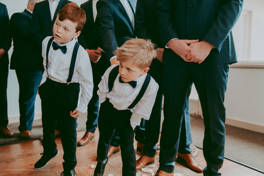 cutest ring bearer ever