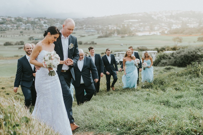 bridal party portraits that aren't cheesy and don't suck