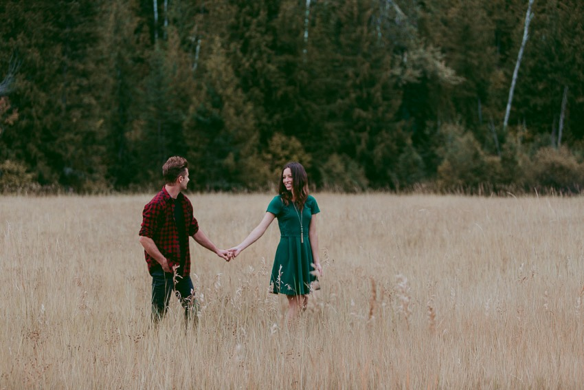 Epic and incredible wedding proposal engagement photoshoot
