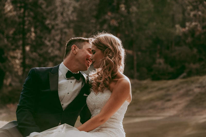 Lake Okanagan Resort Wedding - Nicole & Warren