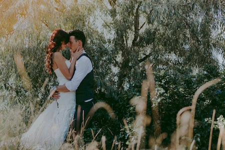 this kelowna backyard wedding competes with the best okanagan wedding venues there are!
