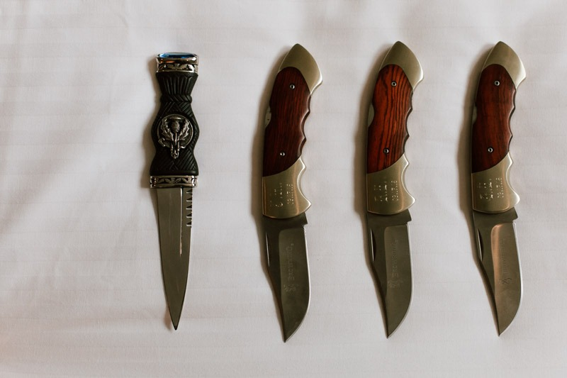 groomsmen matching knives groomsmen gift ideas