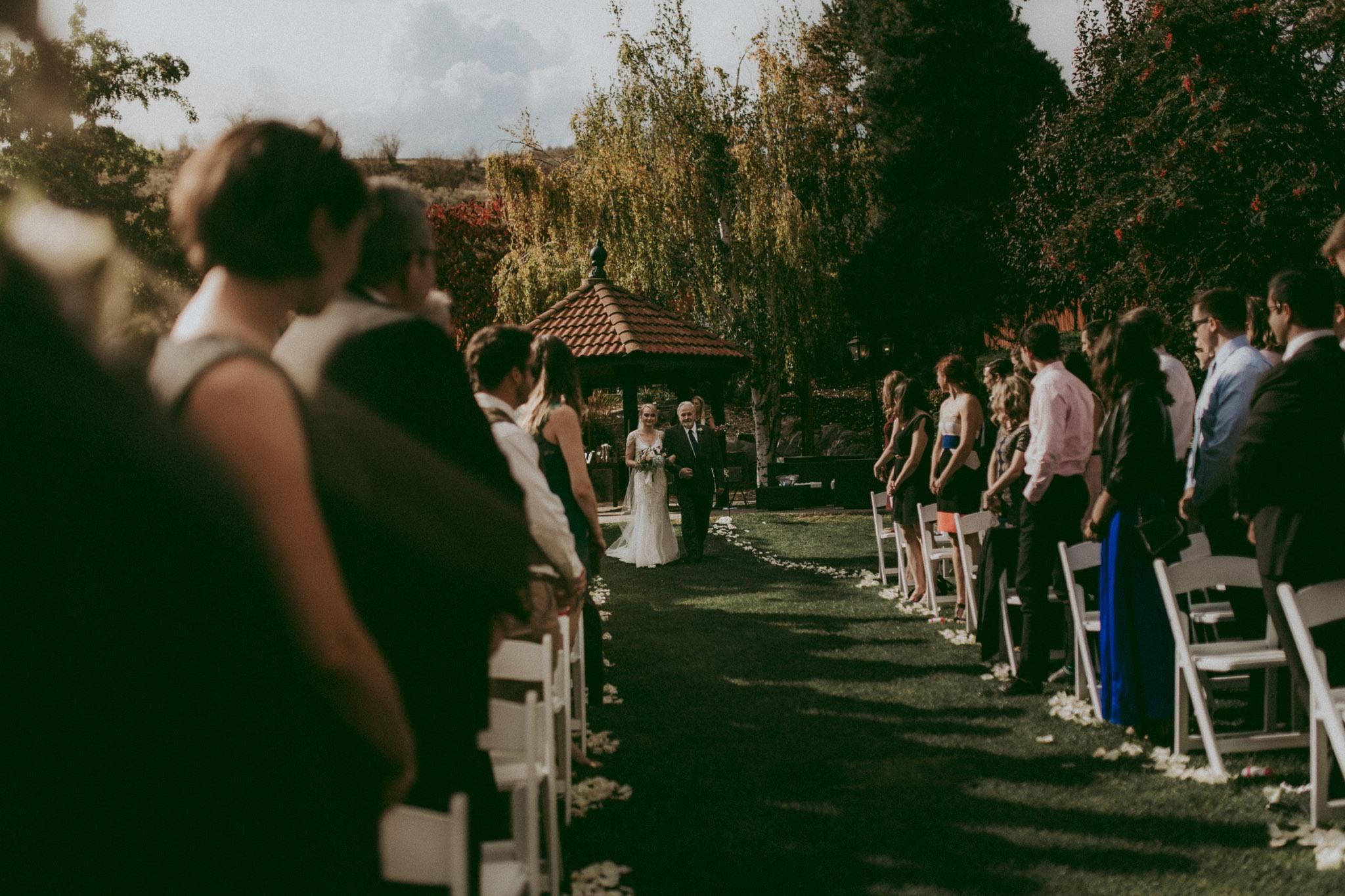 Durali Villa Vernon Wedding Ceremony Location