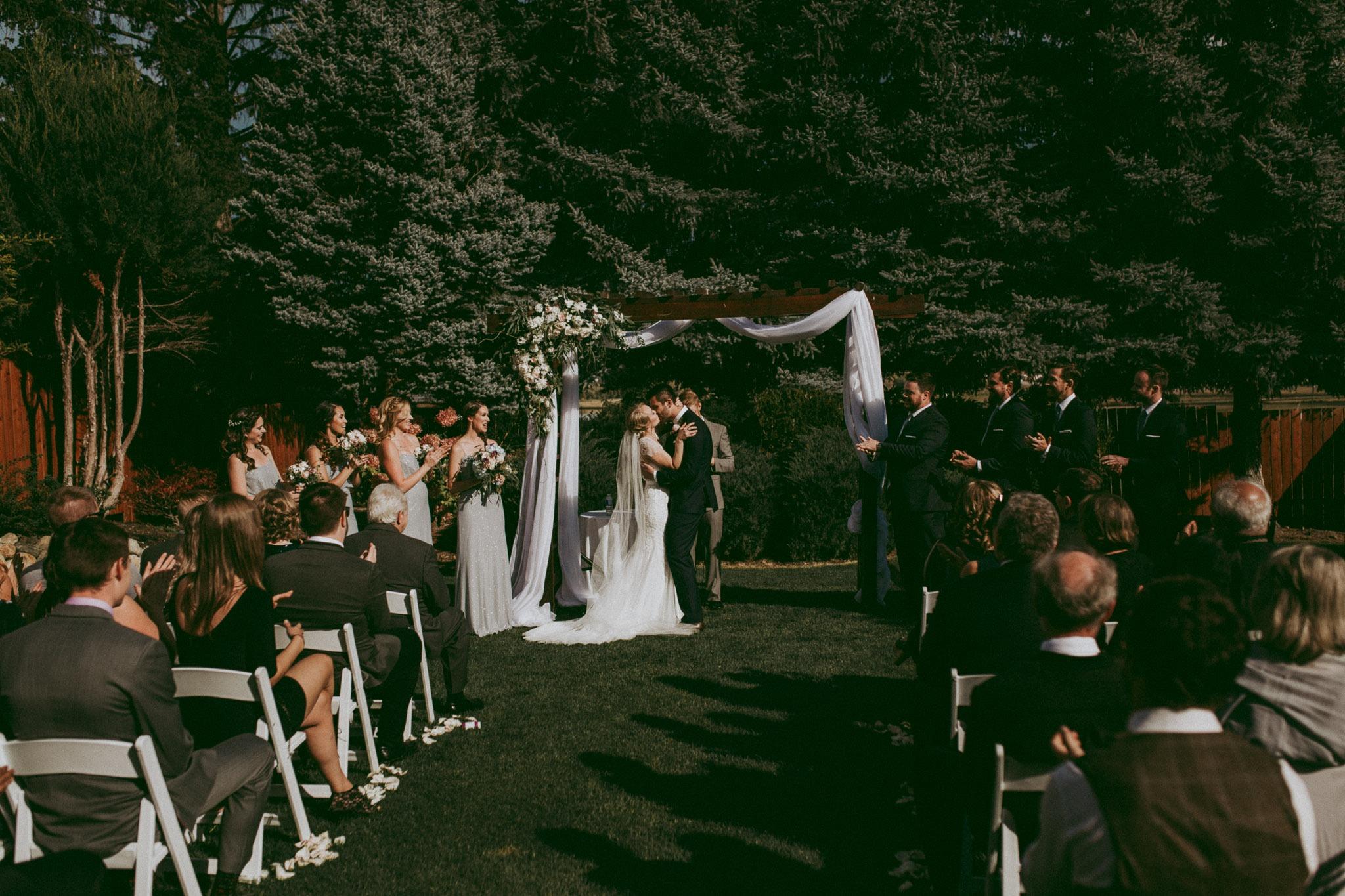 Ceremony @ Durali Villa Wedding - Vernon Wedding Photos