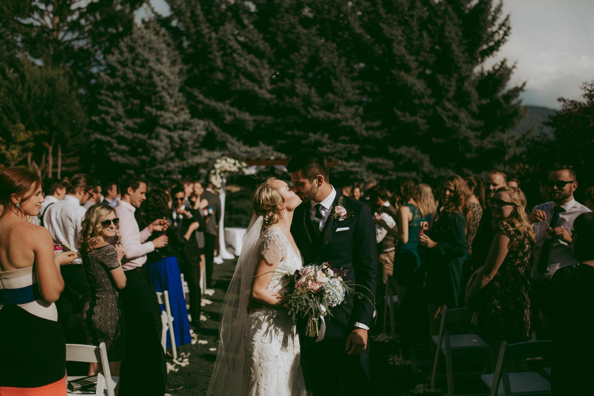 Wedding Ceremony @ Durali Villa Wedding - Vernon Wedding Photos