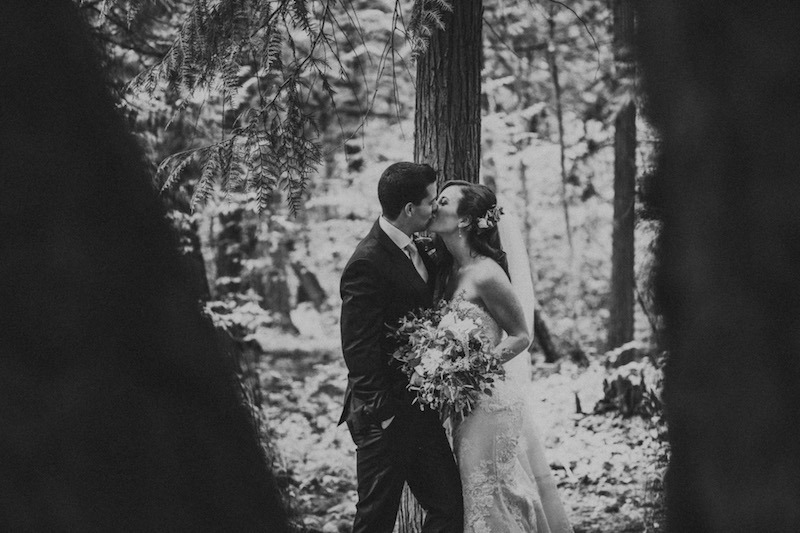 First Look Photography - Mountain Wedding Photos by Kelowna Wedding Photographer