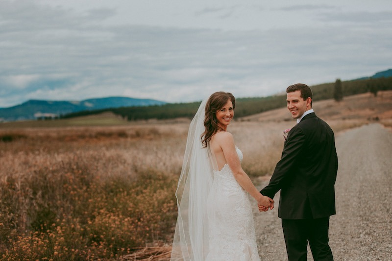 Mountain Wedding Photos by Kelowna Wedding Photographer Tailored Fit Photography