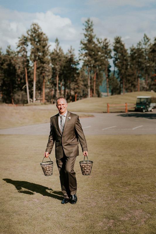 Okanagan Golf Club Wedding