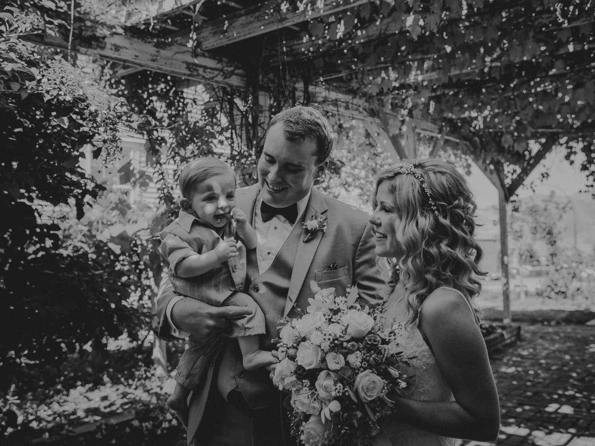 TRU Wedding - J+K's Thompson River University Ceremony + Reception
